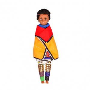 Ndebele Doll